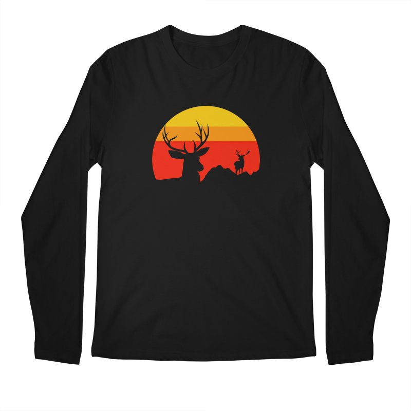 yellowstone Men's Longsleeve T-Shirt by sustici's Artist Shop