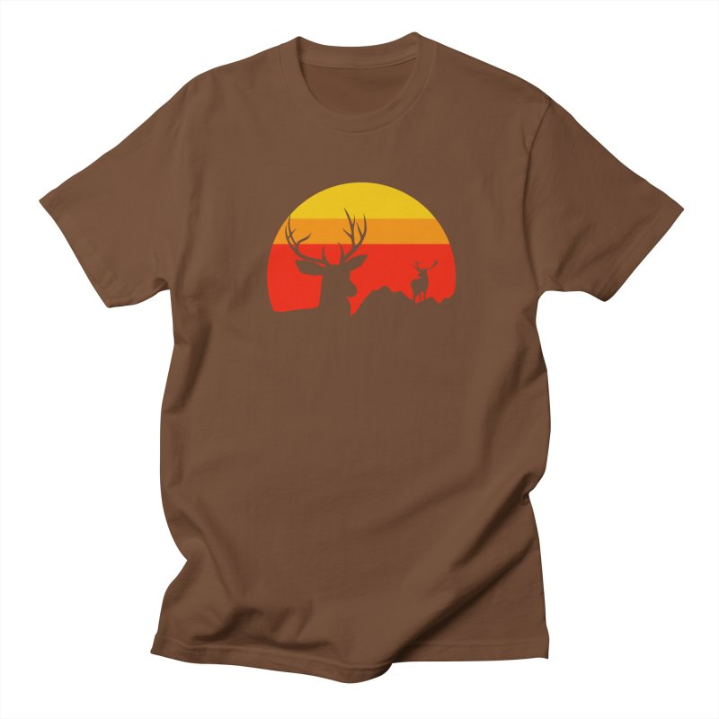 yellowstone Women's Unisex T-Shirt by sustici's Artist Shop