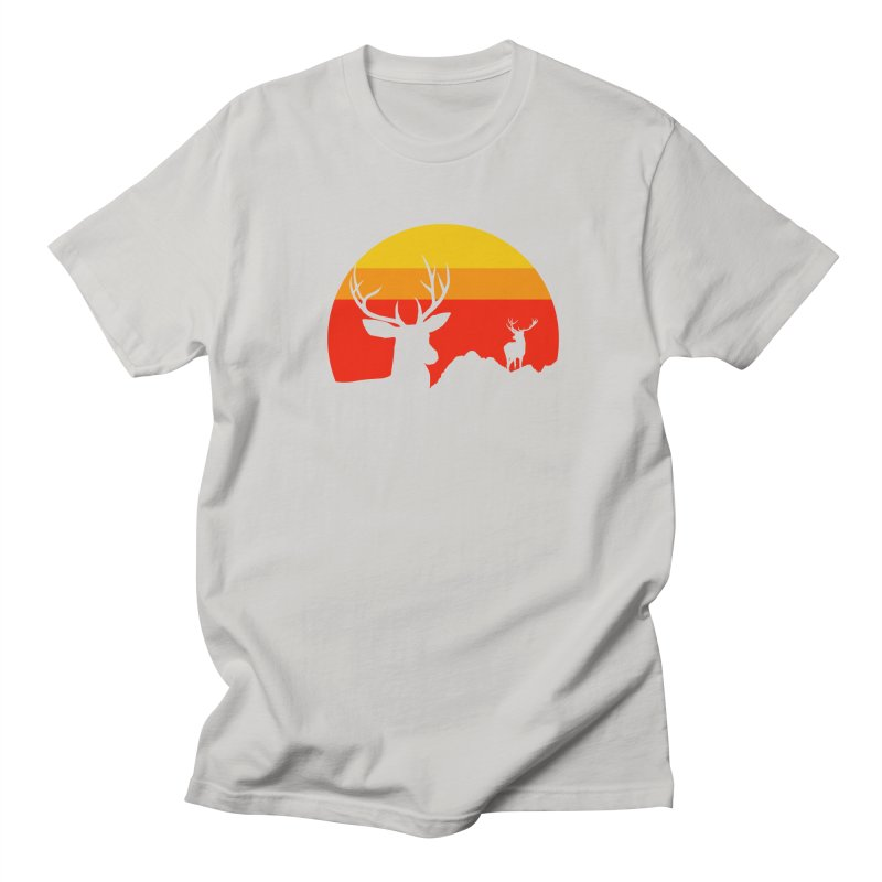 yellowstone Men's T-shirt by sustici's Artist Shop