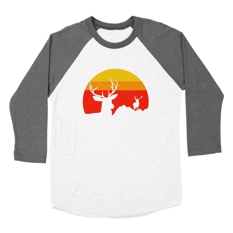 yellowstone Women's Baseball Triblend T-Shirt by sustici's Artist Shop