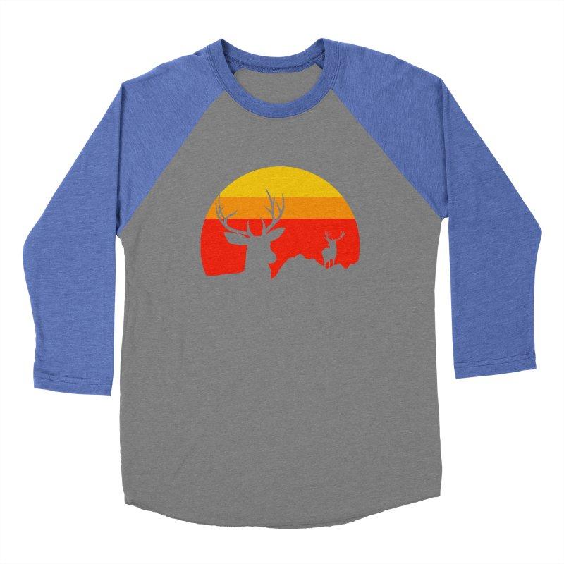 yellowstone Men's Baseball Triblend T-Shirt by sustici's Artist Shop