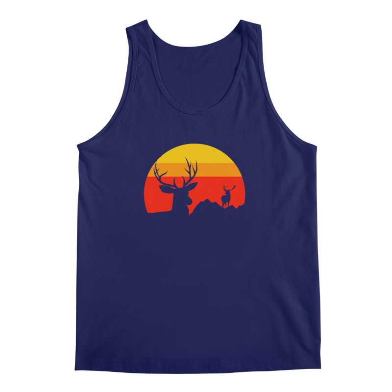 yellowstone Men's Tank by sustici's Artist Shop