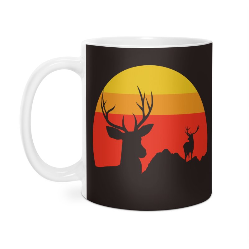 yellowstone Accessories Mug by sustici's Artist Shop