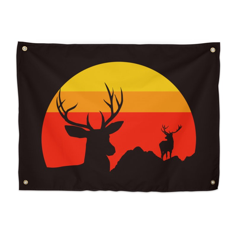 yellowstone Home Tapestry by sustici's Artist Shop