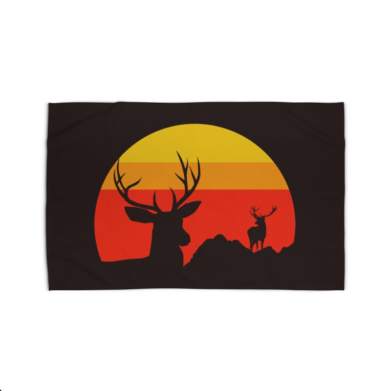 yellowstone Home Rug by sustici's Artist Shop