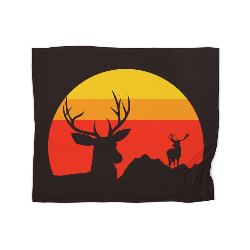 yellowstone Home Blanket by sustici's Artist Shop