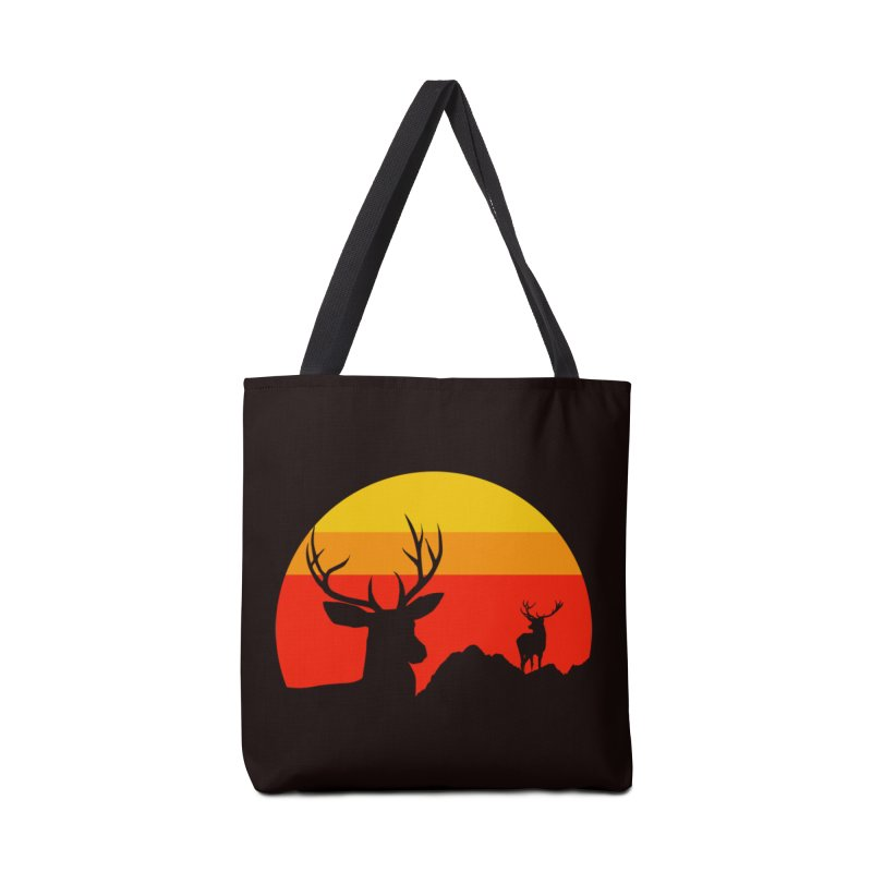 yellowstone Accessories Bag by sustici's Artist Shop