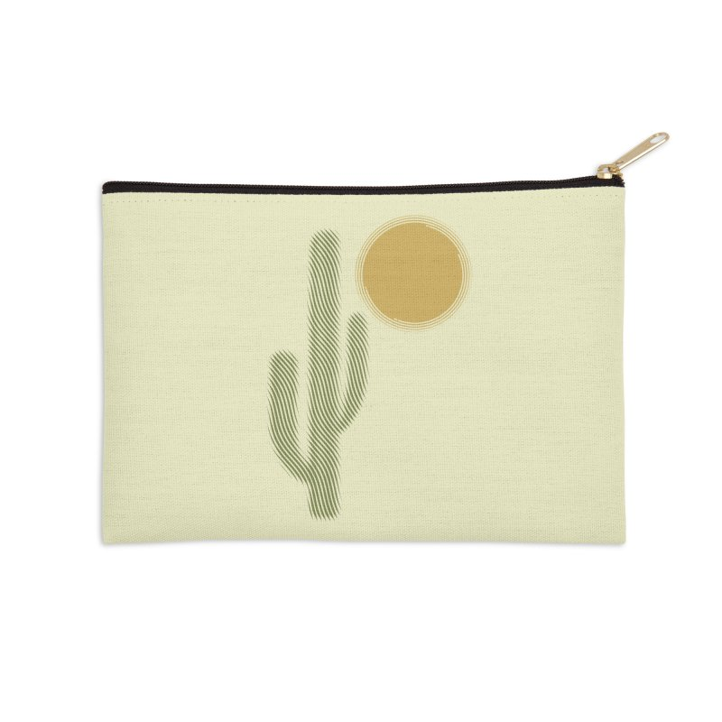 Sweating Accessories Zip Pouch by sustici's Artist Shop
