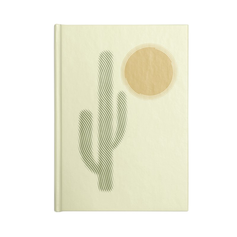 Sweating Accessories Notebook by sustici's Artist Shop