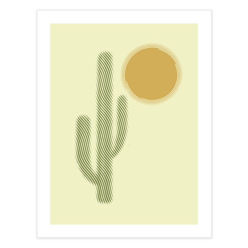 Sweating Home Fine Art Print by sustici's Artist Shop