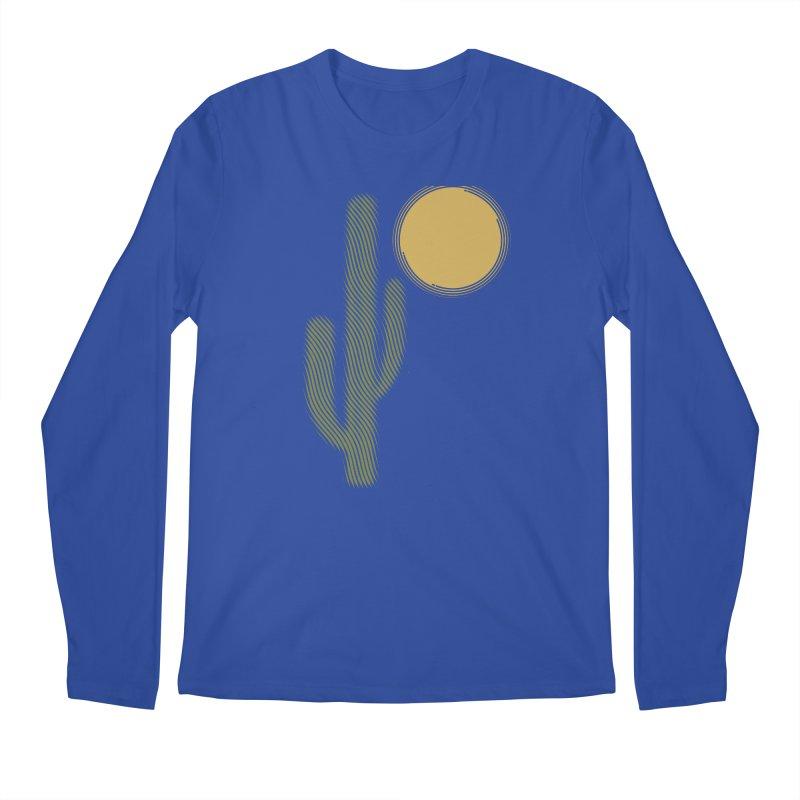 Sweating Men's Longsleeve T-Shirt by sustici's Artist Shop