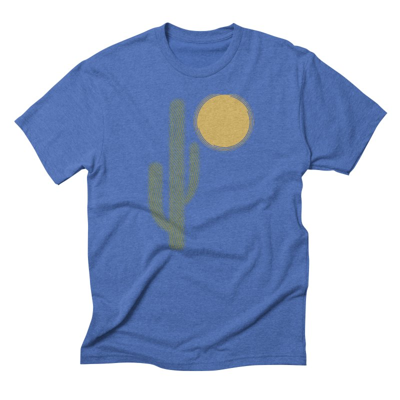 Sweating Men's Triblend T-Shirt by sustici's Artist Shop