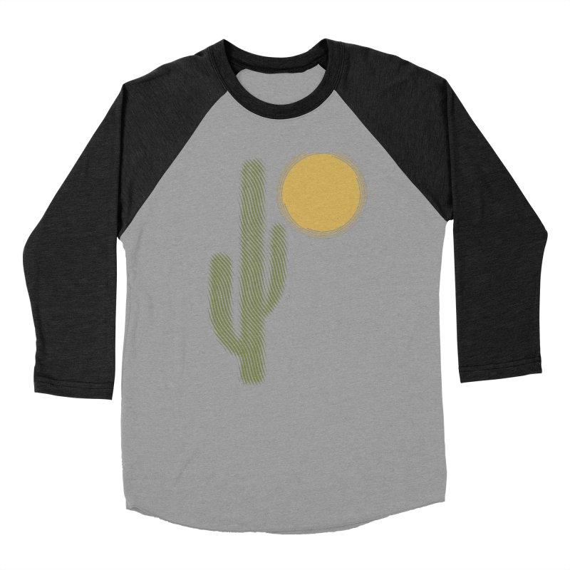 Sweating Women's Baseball Triblend T-Shirt by sustici's Artist Shop