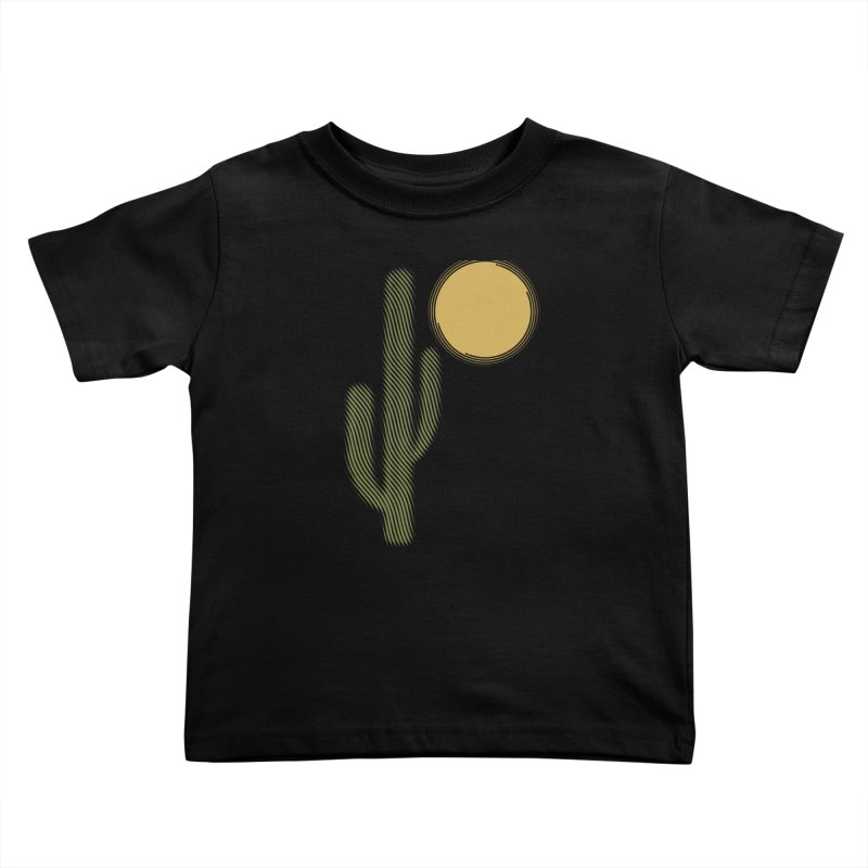 Sweating Kids Toddler T-Shirt by sustici's Artist Shop