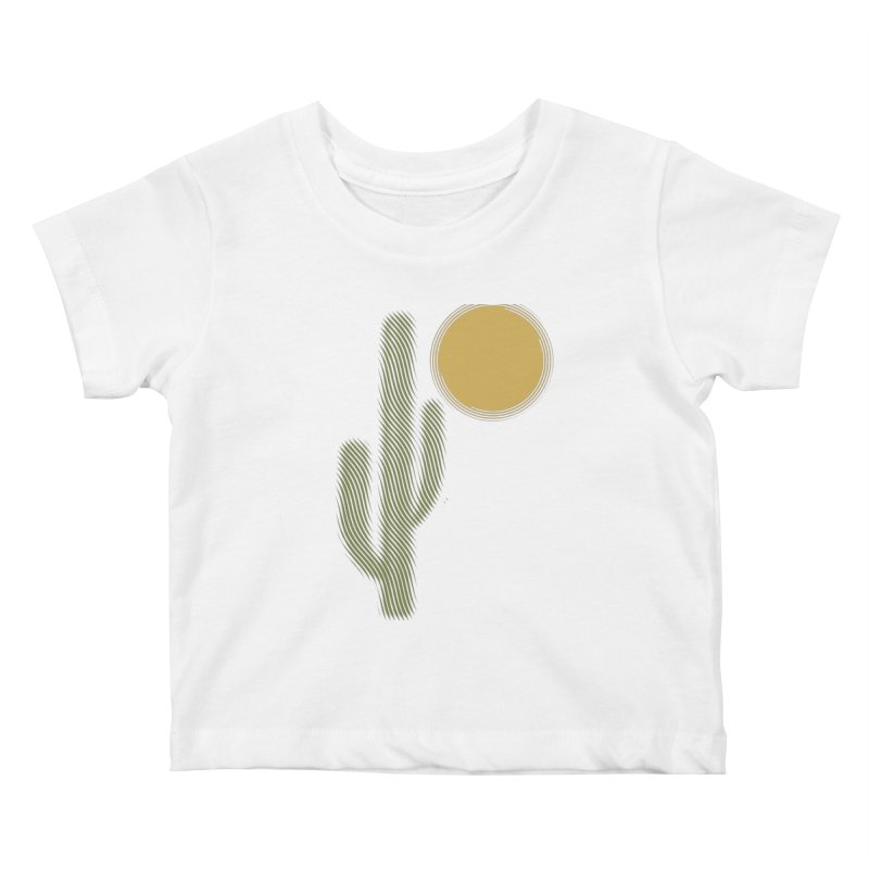 Sweating Kids Baby T-Shirt by sustici's Artist Shop