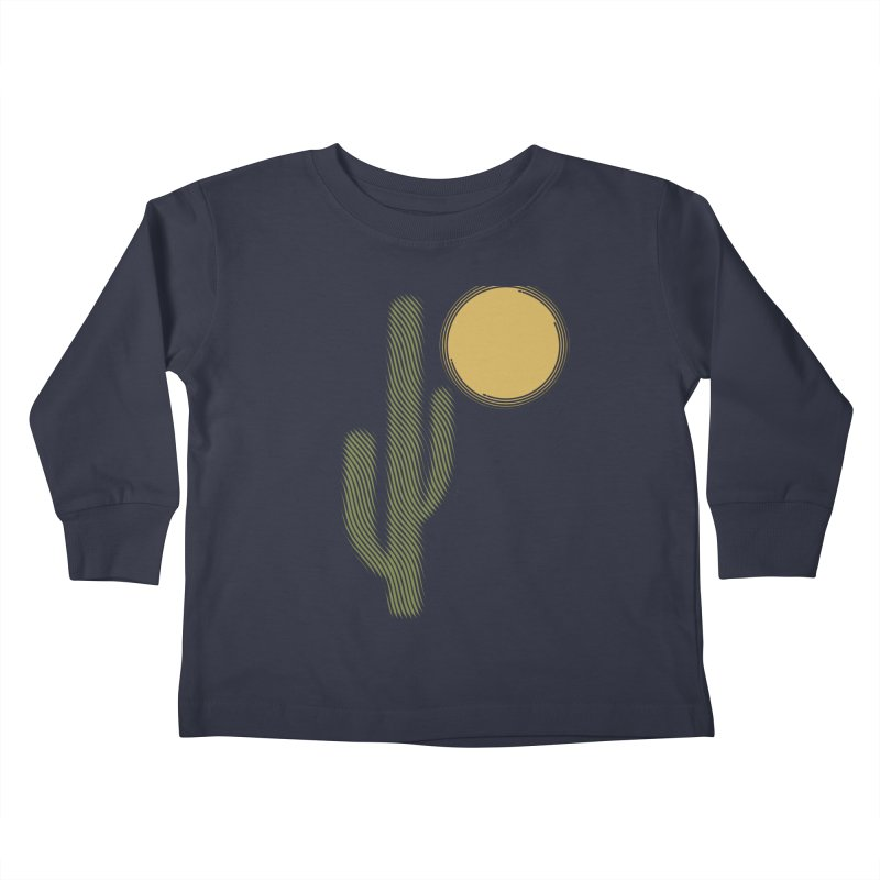 Sweating Kids Toddler Longsleeve T-Shirt by sustici's Artist Shop
