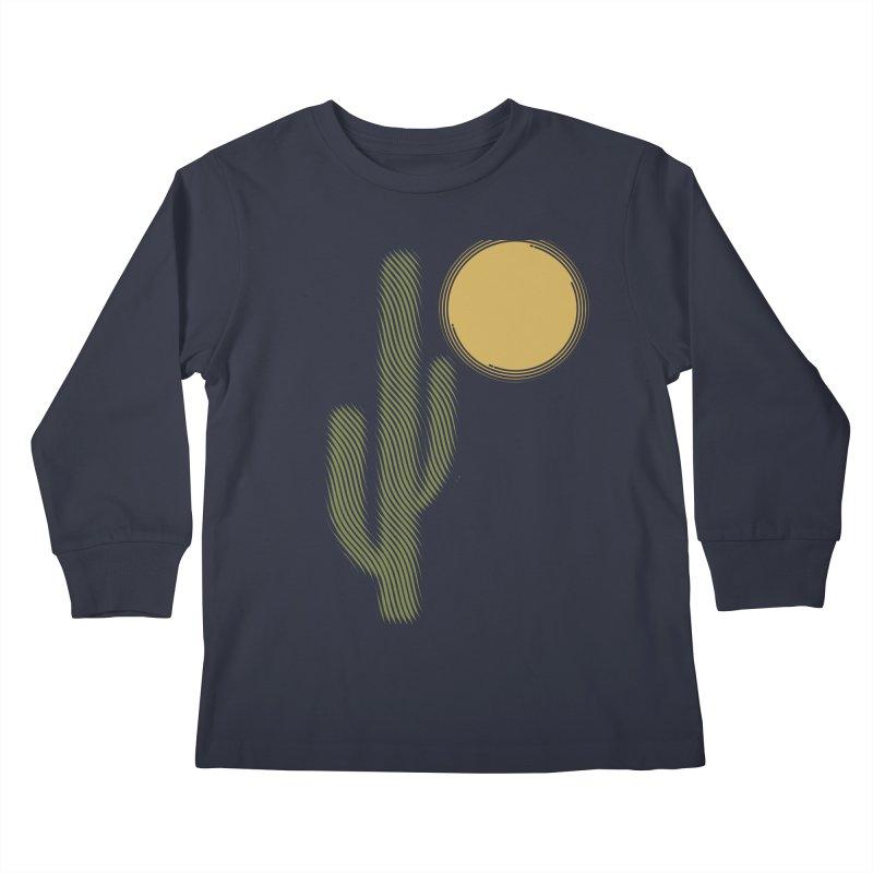 Sweating Kids Longsleeve T-Shirt by sustici's Artist Shop
