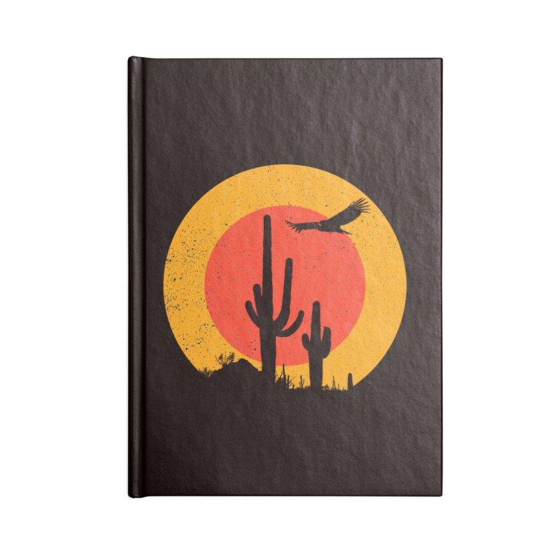 Death Valley Accessories Notebook by sustici's Artist Shop