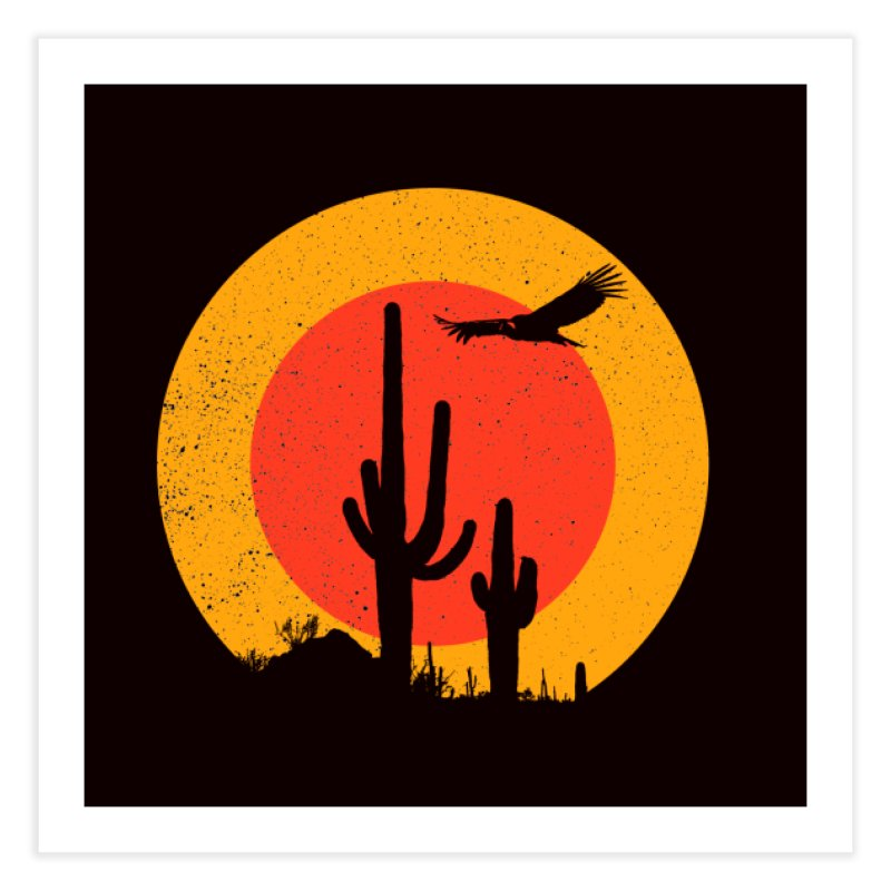 Death Valley Home Fine Art Print by sustici's Artist Shop