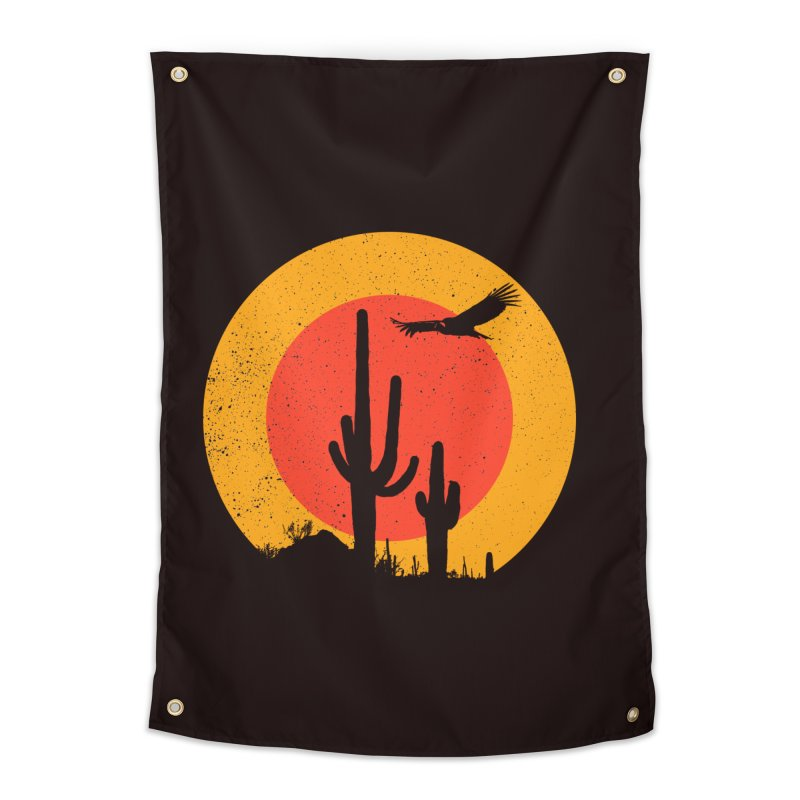Death Valley Home Tapestry by sustici's Artist Shop