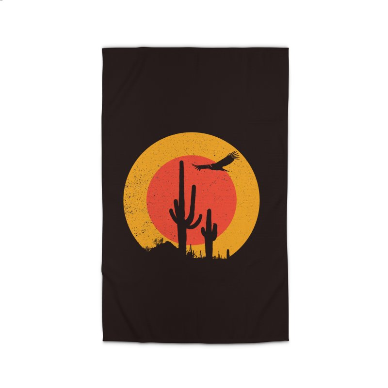 Death Valley Home Rug by sustici's Artist Shop