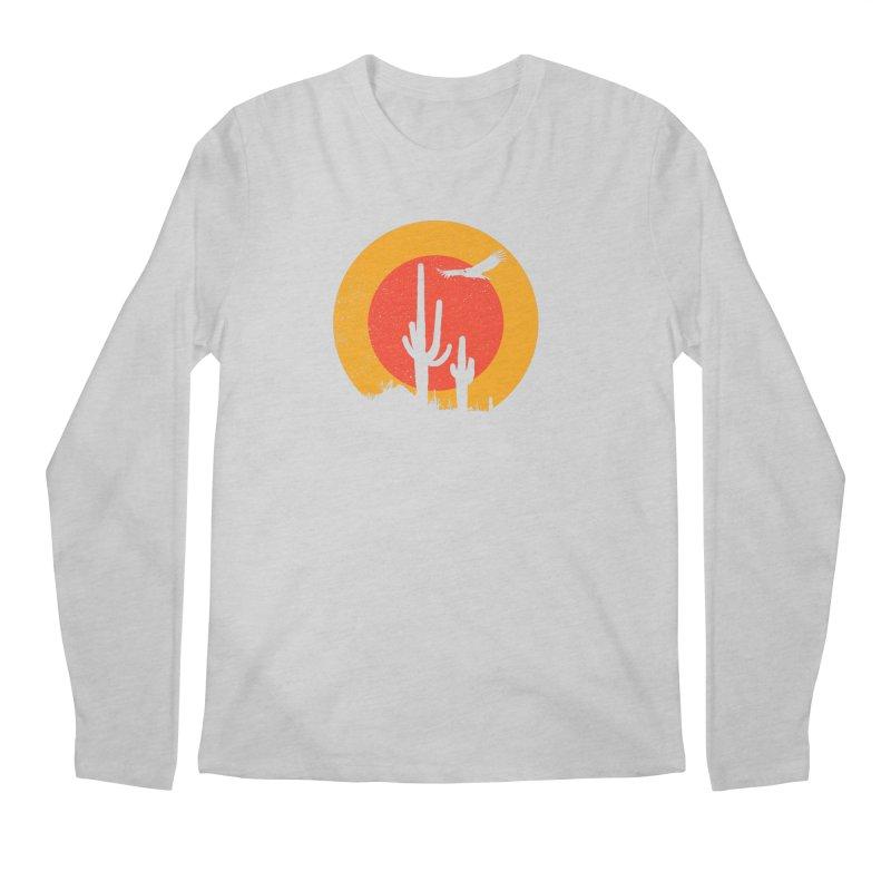 Death Valley Men's Longsleeve T-Shirt by sustici's Artist Shop