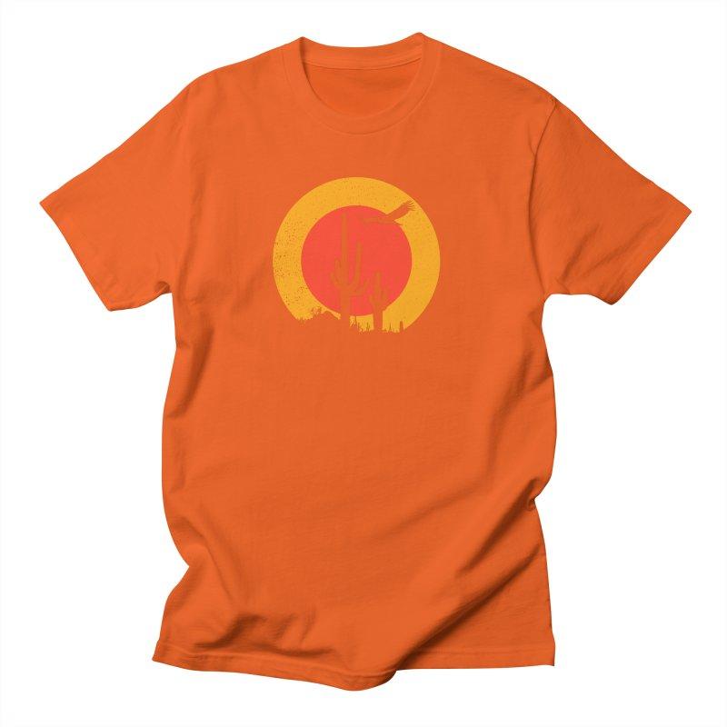 Death Valley Men's T-Shirt by sustici's Artist Shop
