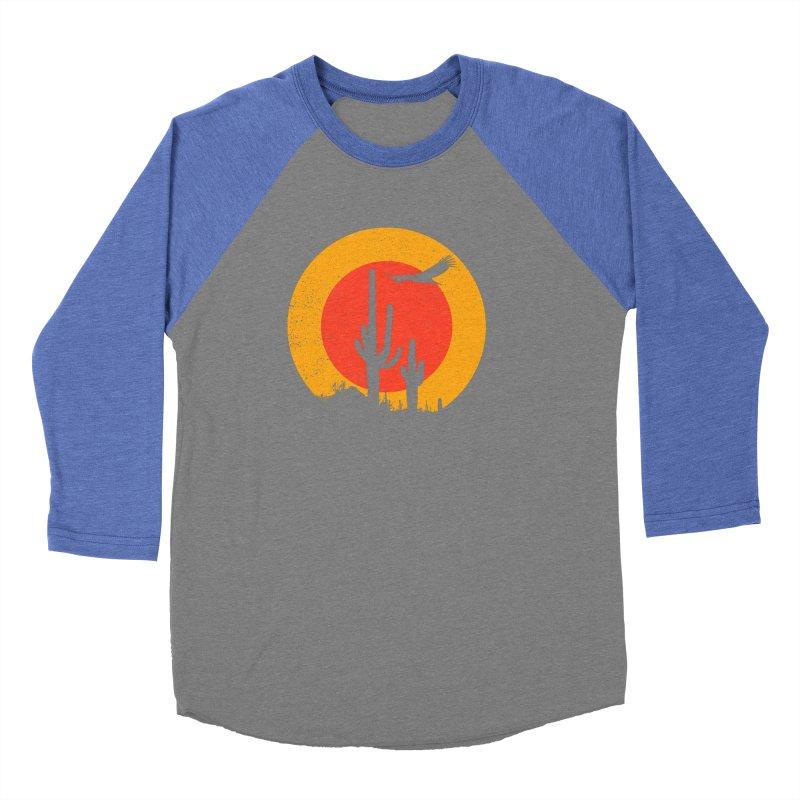 Death Valley Women's Baseball Triblend T-Shirt by sustici's Artist Shop