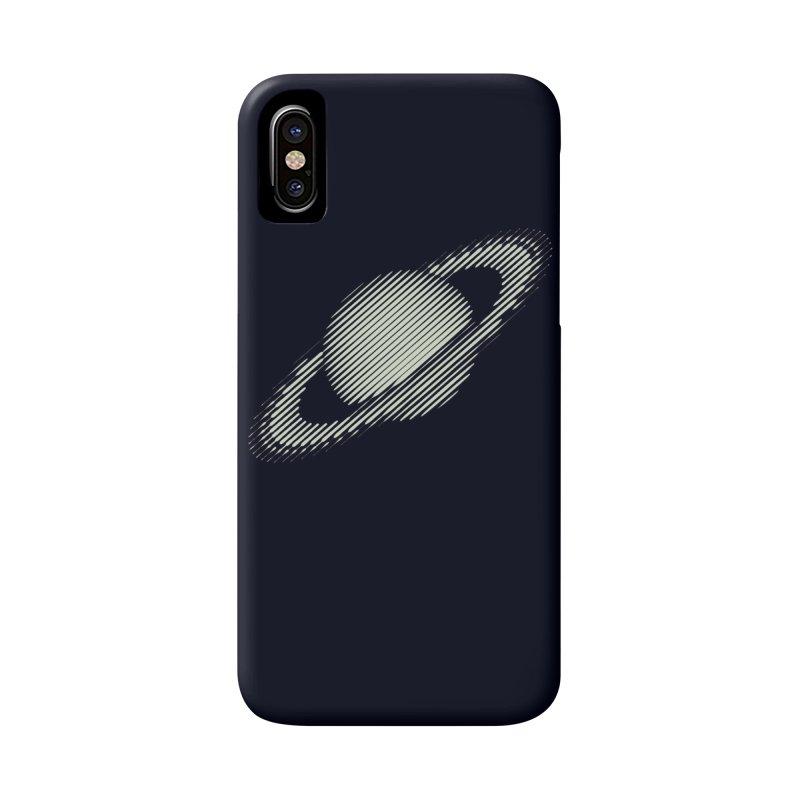 Saturn Accessories Phone Case by sustici's Artist Shop