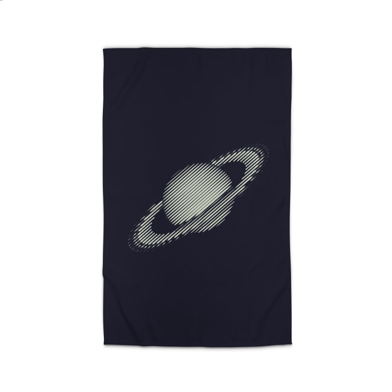 Saturn Home Rug by sustici's Artist Shop