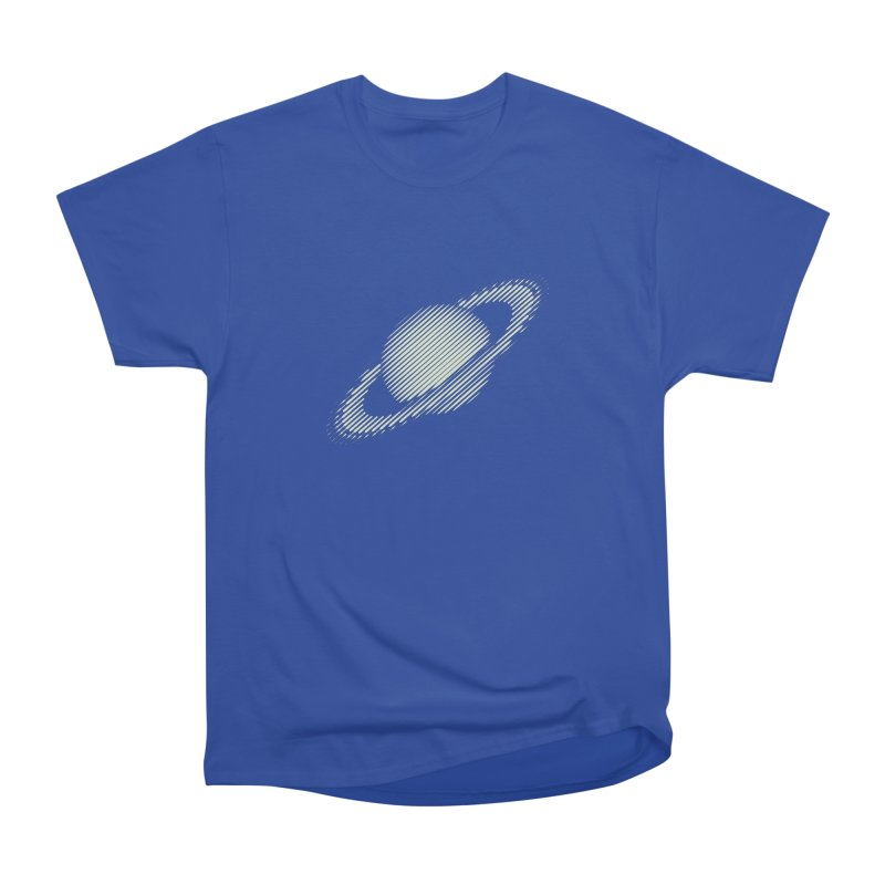 Saturn Women's Classic Unisex T-Shirt by sustici's Artist Shop