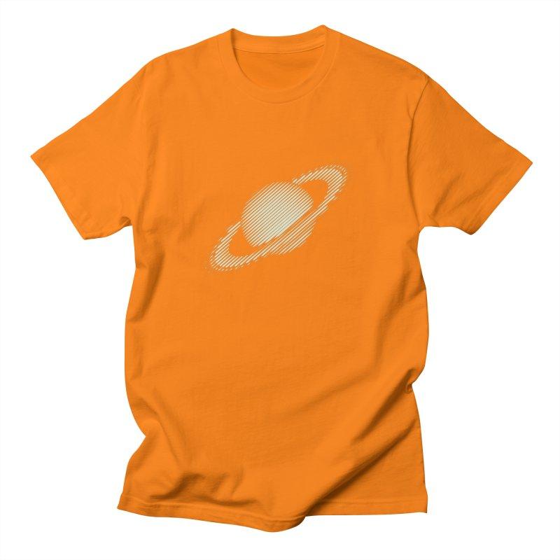 Saturn Men's T-Shirt by sustici's Artist Shop