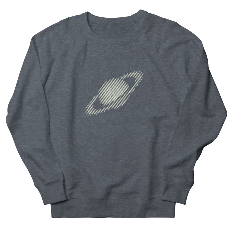 Saturn Men's Sweatshirt by sustici's Artist Shop