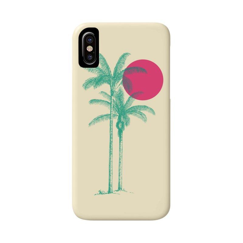Palm Beach Accessories Phone Case by sustici's Artist Shop
