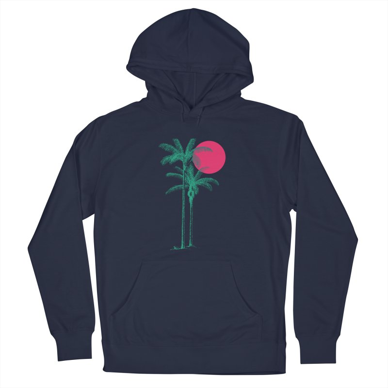 Palm Beach Women's Pullover Hoody by sustici's Artist Shop