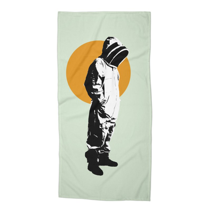 Next Level Accessories Beach Towel by sustici's Artist Shop