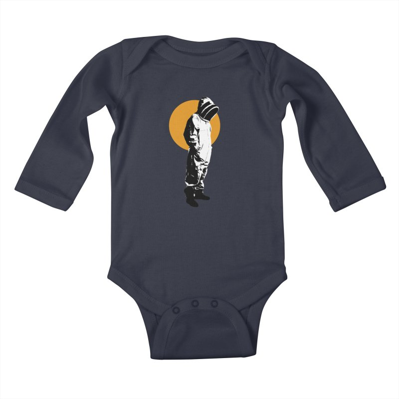 Next Level Kids Baby Longsleeve Bodysuit by sustici's Artist Shop