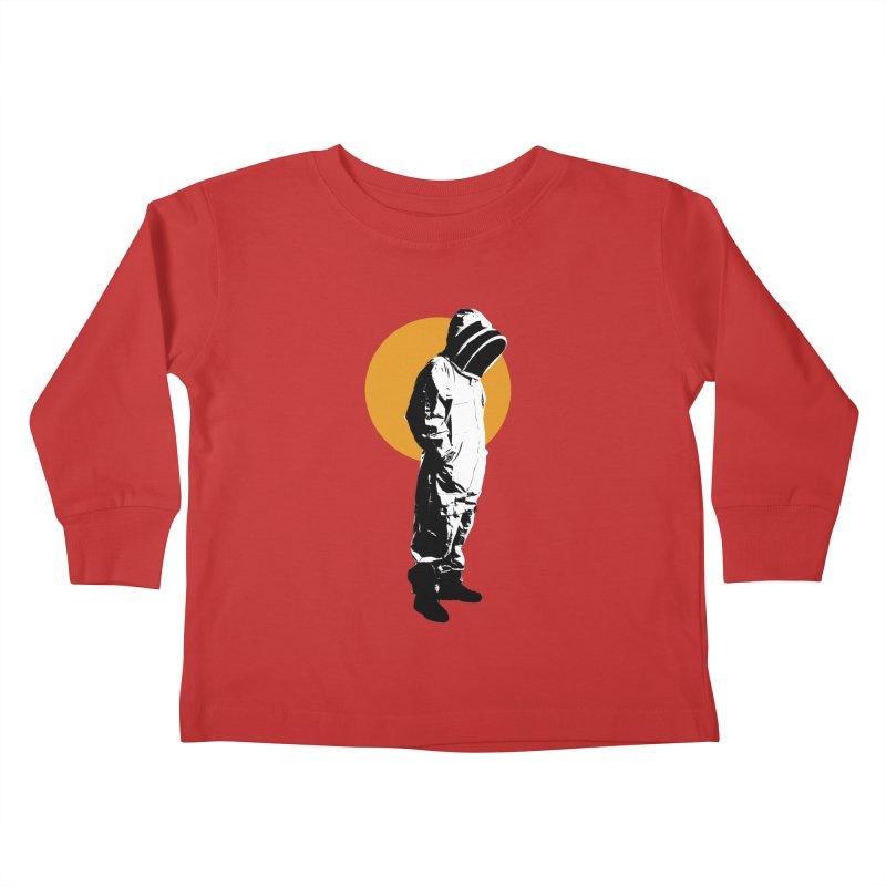 Next Level Kids Toddler Longsleeve T-Shirt by sustici's Artist Shop