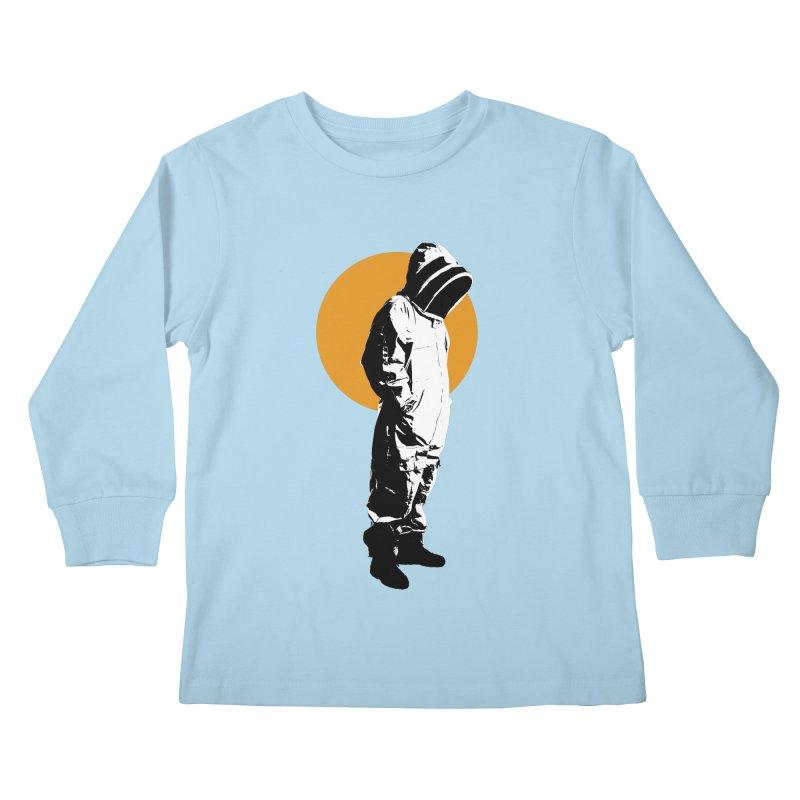 Next Level Kids Longsleeve T-Shirt by sustici's Artist Shop