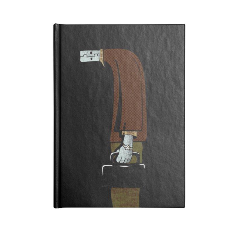 usb man Accessories Notebook by sustici's Artist Shop