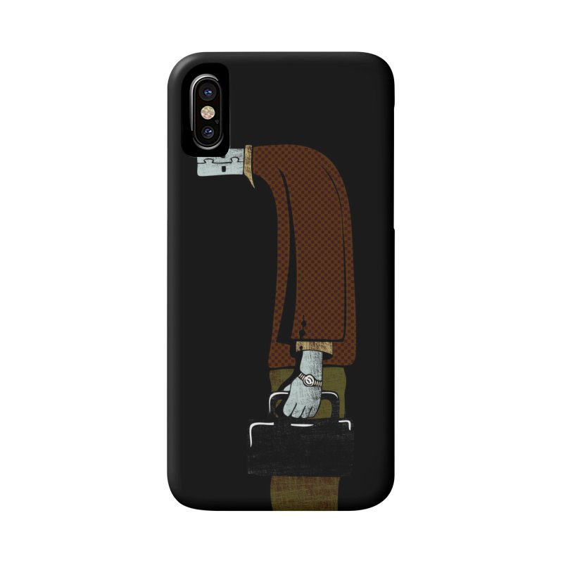 usb man Accessories Phone Case by sustici's Artist Shop