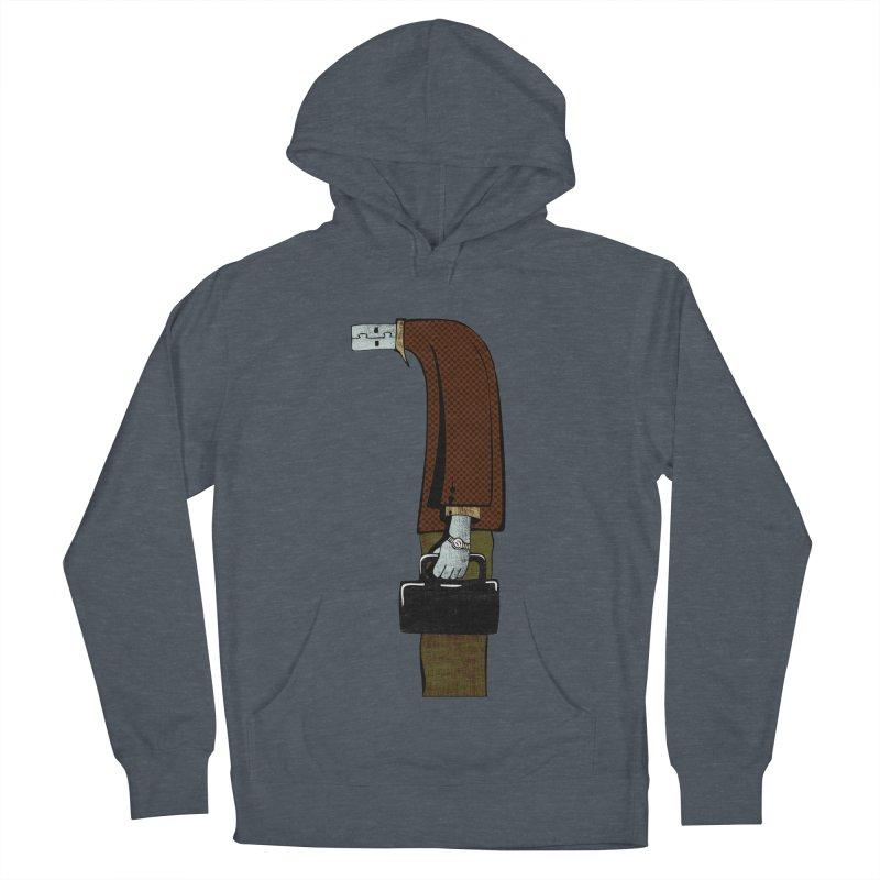 usb man Men's Pullover Hoody by sustici's Artist Shop