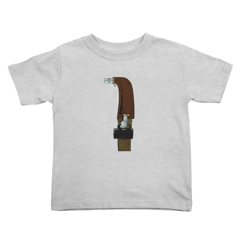 usb man Kids Toddler T-Shirt by sustici's Artist Shop