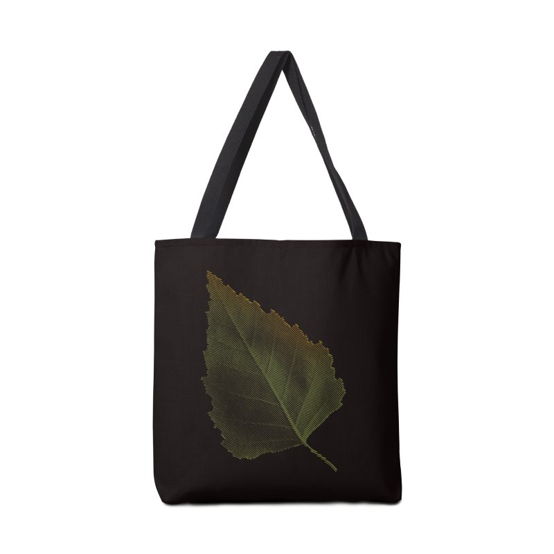 Leaf Accessories Bag by sustici's Artist Shop