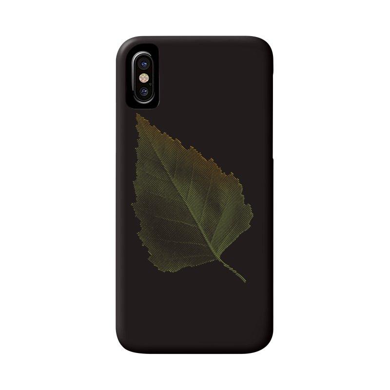 Leaf Accessories Phone Case by sustici's Artist Shop