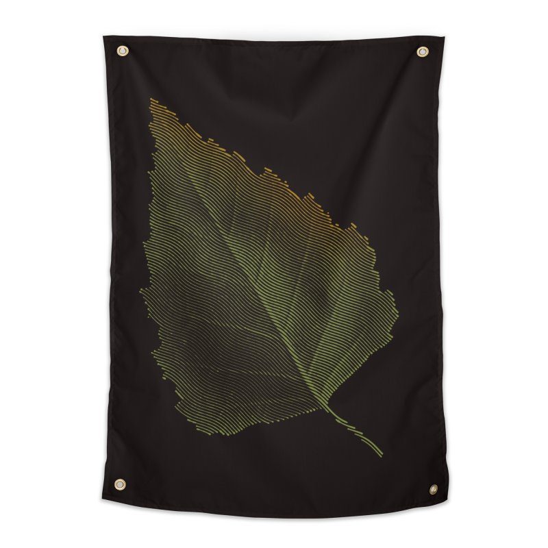 Leaf Home Tapestry by sustici's Artist Shop