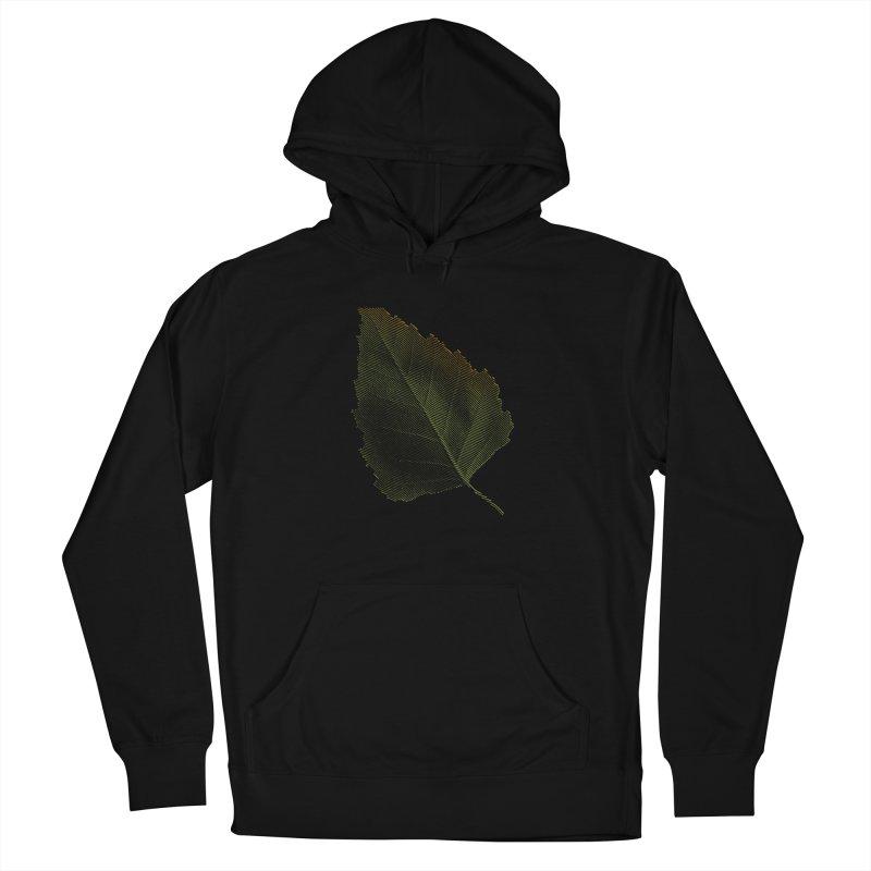 Leaf Men's Pullover Hoody by sustici's Artist Shop