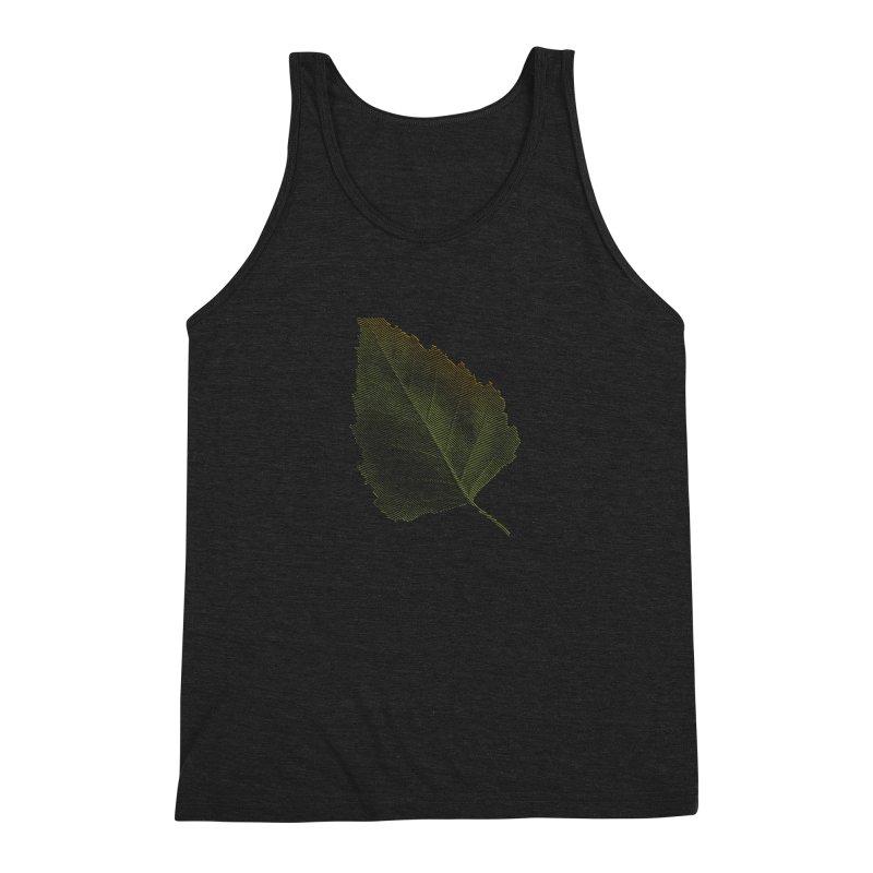 Leaf Men's Triblend Tank by sustici's Artist Shop