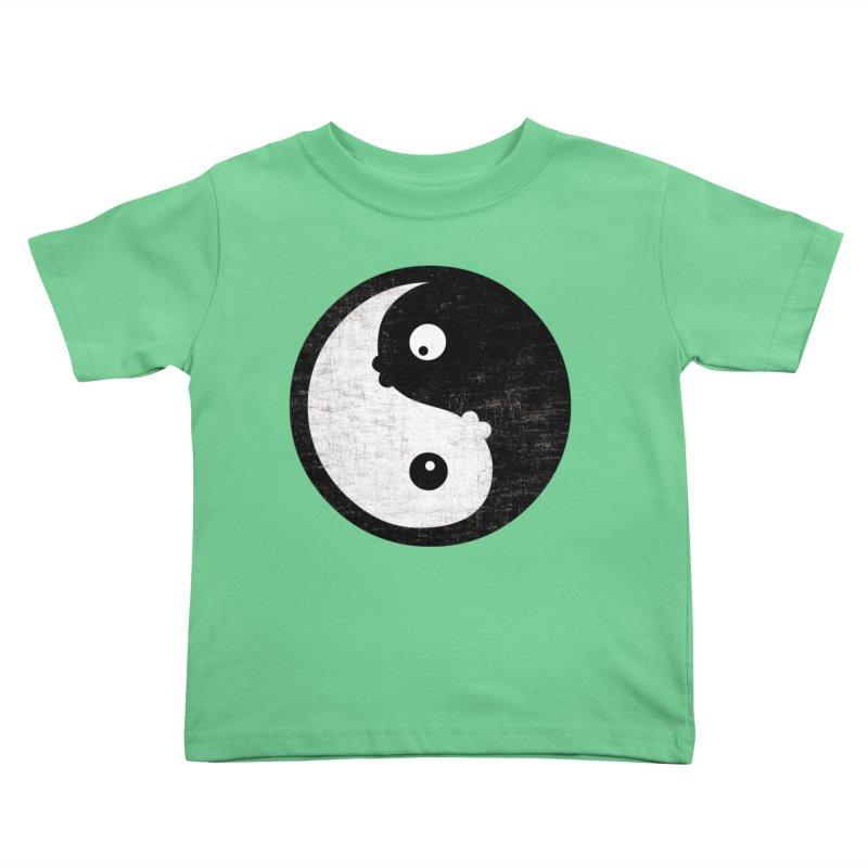 suck my kiss Kids Toddler T-Shirt by sustici's Artist Shop
