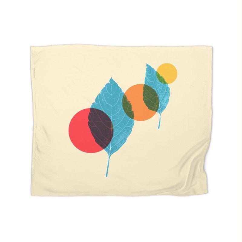 far away Home Fleece Blanket Blanket by sustici's Artist Shop